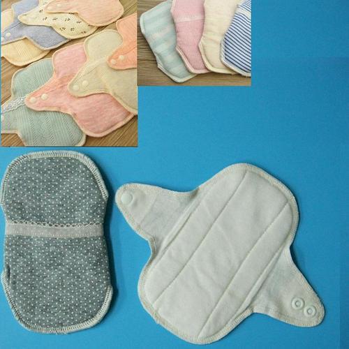 日單布衛生棉14cm/日用護墊/經期前後/漏尿/量少型,純棉無防水層透氣環保健康可水洗重複使用,曬乾快