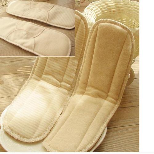 日單/布衛生棉23.5 cm/日用/漏尿/一般流量有機布純棉有防水層透氣環保健康可水洗重複使用,曬乾快