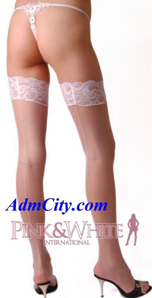 背線/背縫設計,有修飾雙腿的拉長視覺效果,蕾絲&矽膠大腿內層止滑膠防滑設計長統網襪
