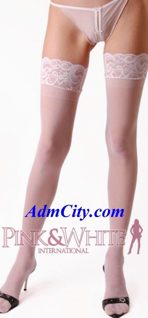蕾絲透明大腿襪/長統襪