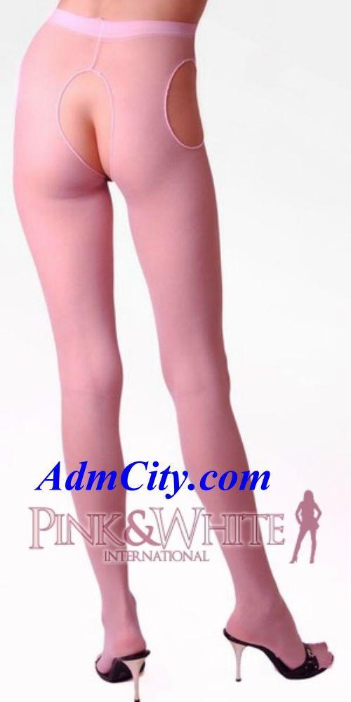 透明吊襪帶型式褲襪