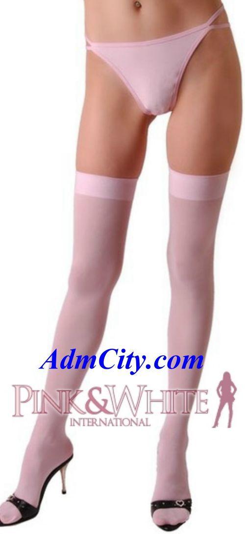 不透明大腿襪/長統襪