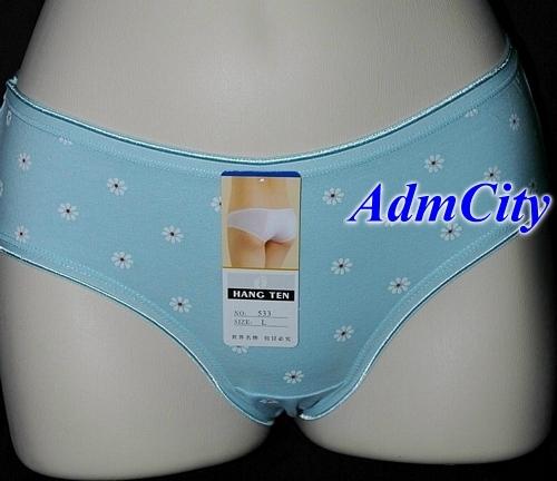 低腰 生理褲 超彈性 spandex 性感內褲.