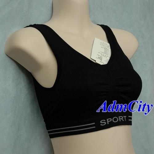 運動胸罩 .