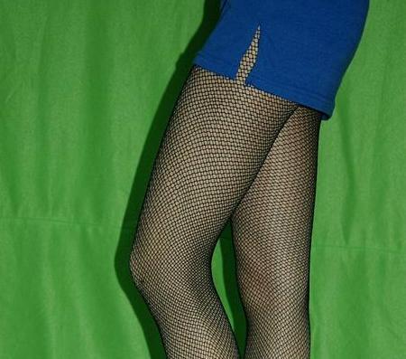 網褲襪, 柔軟親膚, 美膚實用款