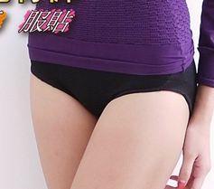 超彈性 立體凹凸波浪翹臀感 舒適透氣服貼 低腰翹臀內褲.