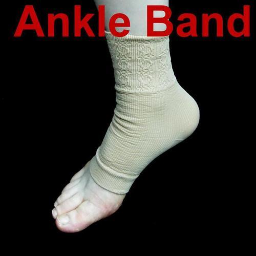 單件腳踝護腳護踝彈性超彈性纖維腳踝支撐腳踝護套
