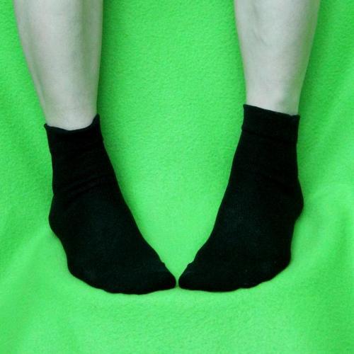 豪華的純蠶絲滑雪女人襪子短襪英國4-6滑雪熱的温暖的涼爽的冬天柔軟