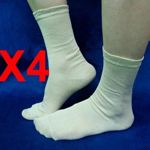 4雙特價款高級真絲 純蠶絲 女襪襪子 柔軟透氣日單出口歐美護膚