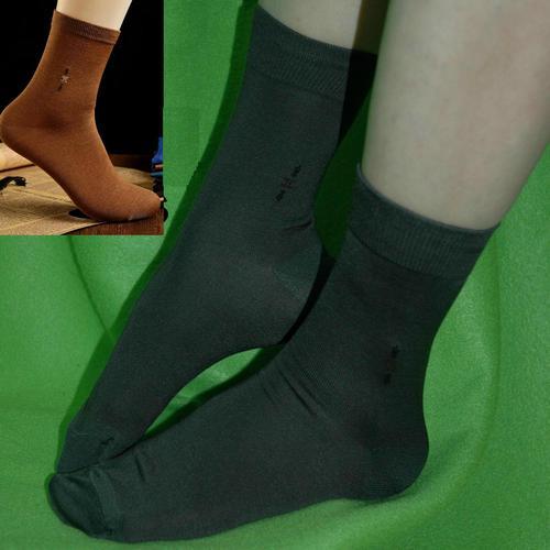 高級真絲 純蠶絲 男襪襪子 柔軟透氣日單出口歐美護膚,80%真絲含量