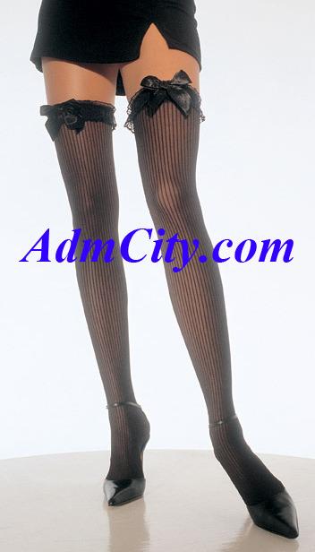 蕾絲 大腿襪 .
