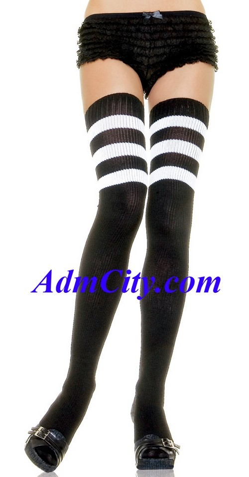 大腿襪 .