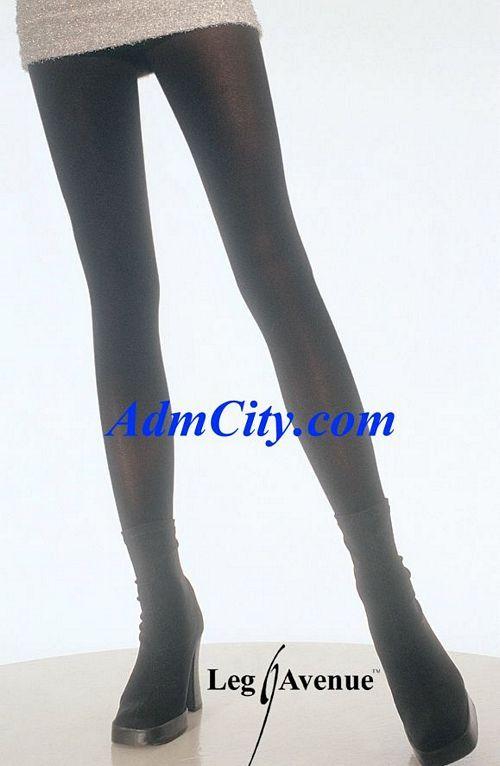 不透明薄霧 超彈性 spandex褲襪 .