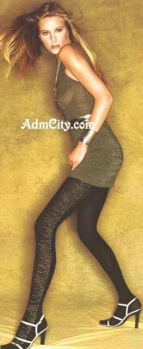 褲襪,微纖&杜邦彈性專利萊卡Lycra. 路蕾絲Lurex . 80 丹厚度. 義大利進口.