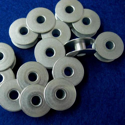 一包10個, 工業用縫紉機 不鏽鋼梭心 標準梭心尺吋