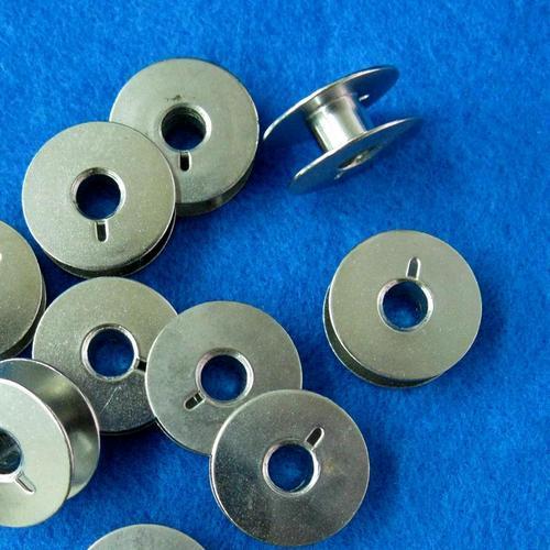一包10個, 縫紉配整機 鐵梭心梭子 開槽梭芯 特殊工業縫紉機