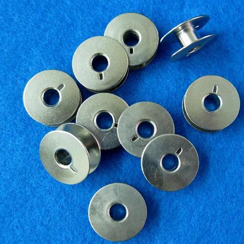 20件組, 縫紉配整機 鐵梭心梭子 開槽梭芯 特殊工業縫紉機
