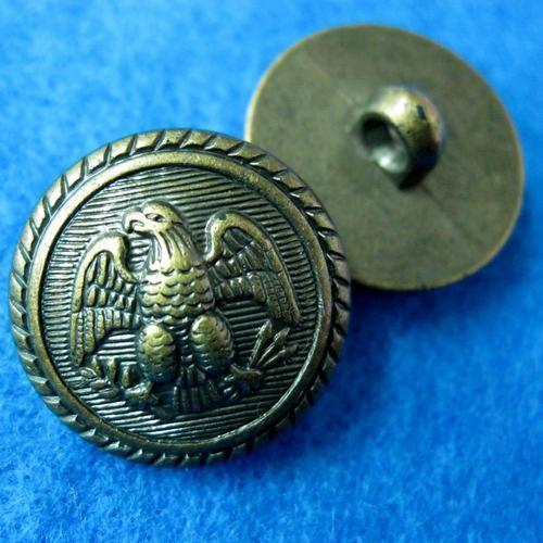 10個老鷹縫紉扣
