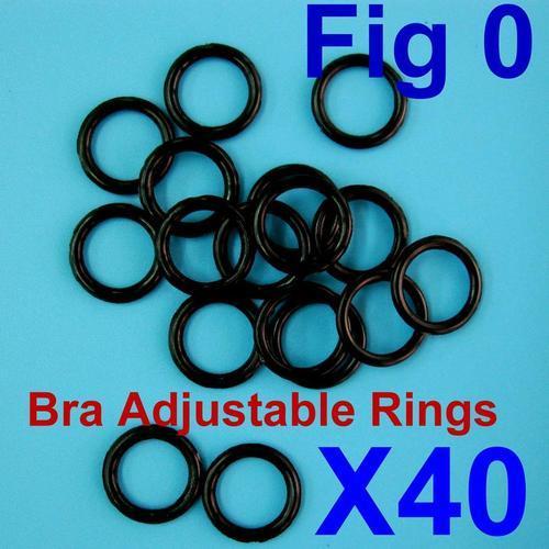 40個肩帶扣環