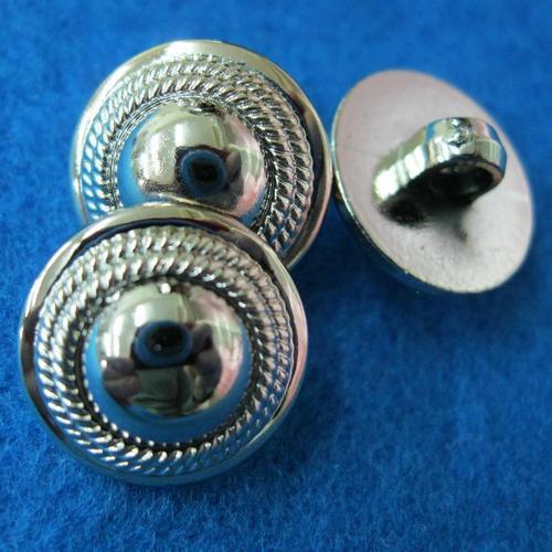 10個環形樣式縫紉扣