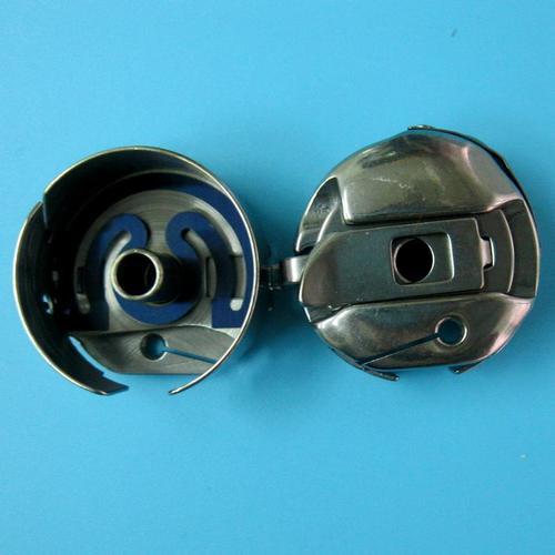 高車同步車花樣機梭殼 BC-DBMNBL 大梭殼帶鋼片大容量,工業縫紉機適用