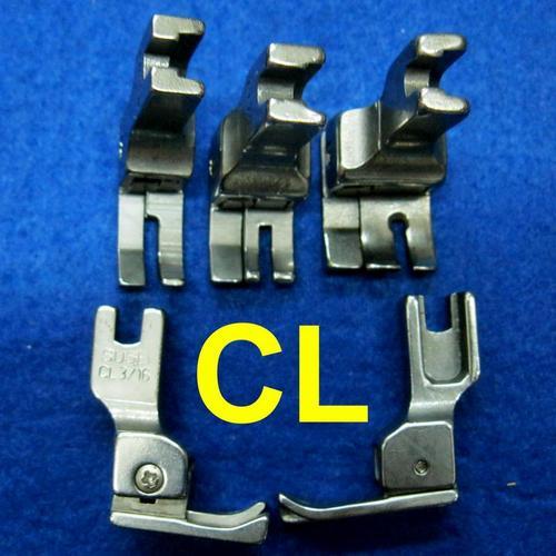 CL 左邊壓邊線壓腳 CL1/16n 1/32n 工業縫紉機適用 多種尺吋可以選擇