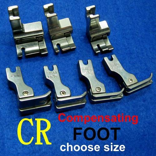 CR 右邊壓邊線壓腳 CR1/16n 1/32n 工業縫紉機適用 多種尺吋可以選擇