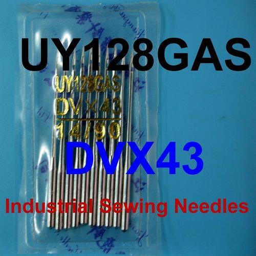 一包10根, 工業繃縫機車針 DVX43 62X43 UY128gs 特殊縫紉機車針