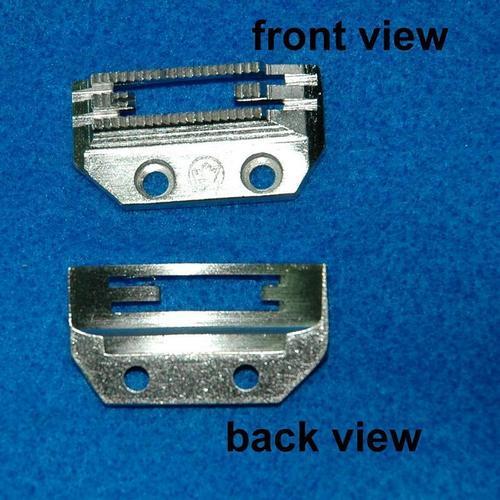 縫紉機牙齒 工業縫紉機E型針版適用