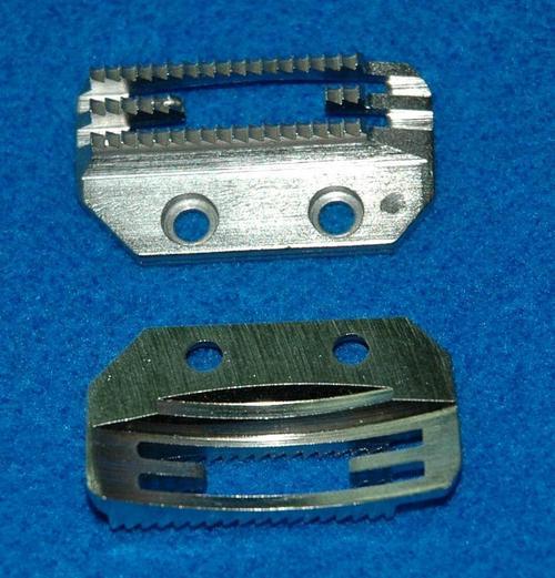 縫紉機牙齒 工業縫紉機F型針版適用