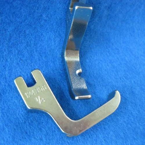 右邊單邊包繩壓腳 12435R 工業縫紉機適用