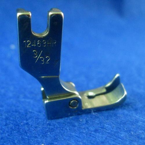 12463HR 固定式右擋邊 壓腳 工業縫紉機適用