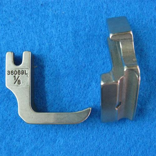左單邊包繩壓腳 36069L 工業縫紉機適用