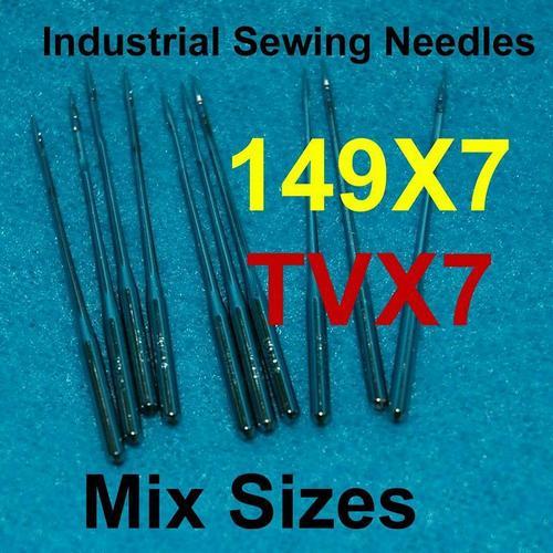 TVX7 149x7 雙針鏈條機 特殊工業縫紉車針 勝家