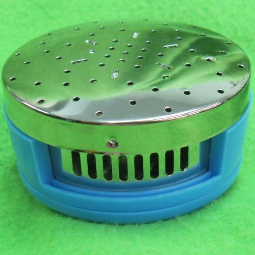 加高加厚 不鏽鋼隨身灸 隨身薰香盒 艾溫盒 溫灸盒 艾灸盒 艾灸器 暖爐 懷爐 保溫
