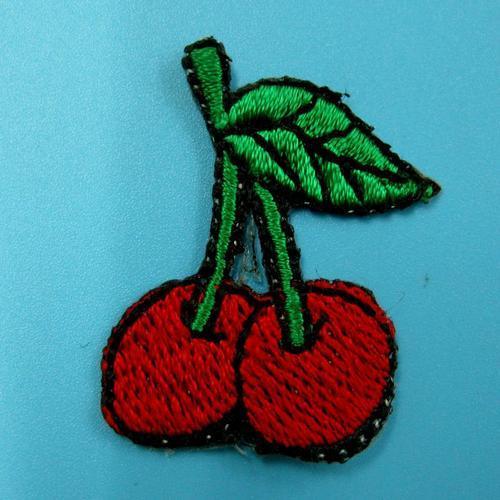 蘋果水果食物服飾配件DIY手工藝刺繡燙布/燙貼布/熨燙徽章/貼花