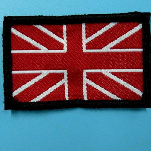 英國國旗服飾配件DIY手工藝刺繡徽章/貼花/需手縫