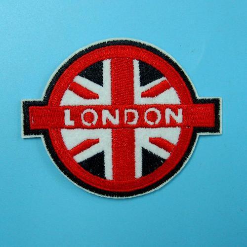 倫敦英國國旗服飾配件DIY手工藝刺繡燙布/燙貼布/熨燙徽章/貼花