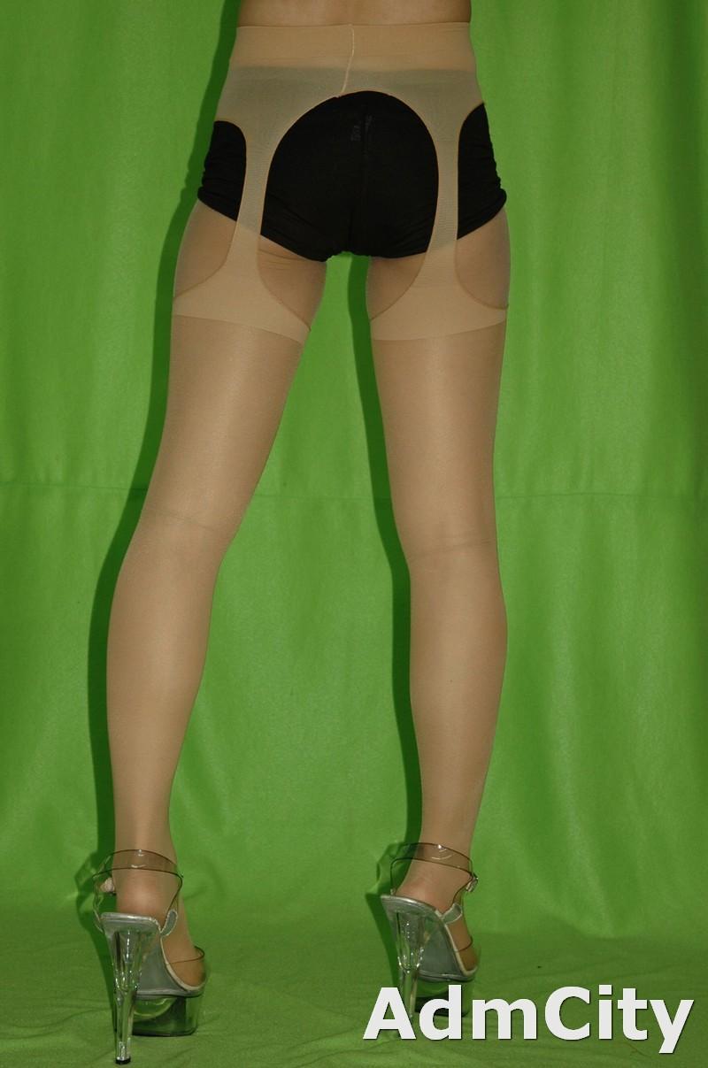 Legs In Lycra Pantyhose 118